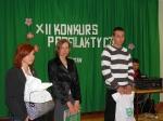 Konkurs profilaktyczny 2012
