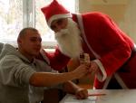 Mikołaj w szkole 2010